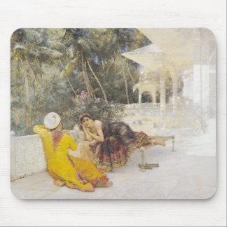 ベンガル、c.1889のプリンセス マウスパッド