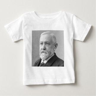 ベンジャミン・ハリソン23 ベビーTシャツ