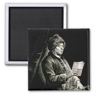 ベンジャミン・フランクリン1777年のポートレート マグネット