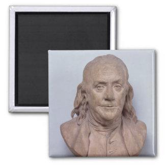 ベンジャミン・フランクリン1778年のバスト マグネット