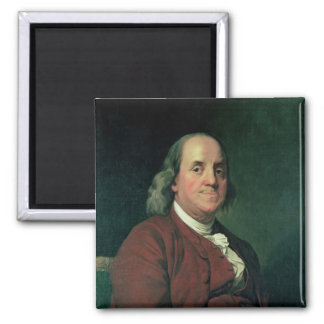 ベンジャミン・フランクリン1782年 マグネット