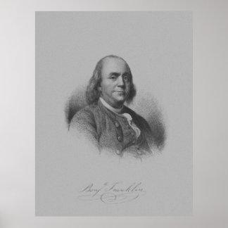 ベンジャミン・フランクリン ポスター