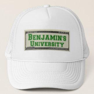 ベンジャーミンの大学 キャップ