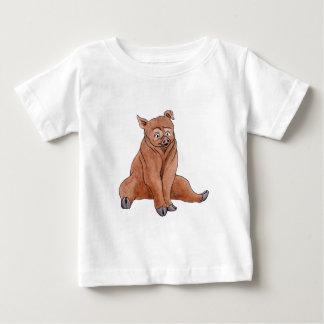 ベンジャーミンの後輩Beabor ベビーTシャツ
