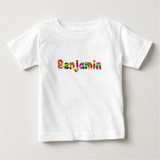 ベンジャーミンはTシャツをカスタマイズ ベビーTシャツ