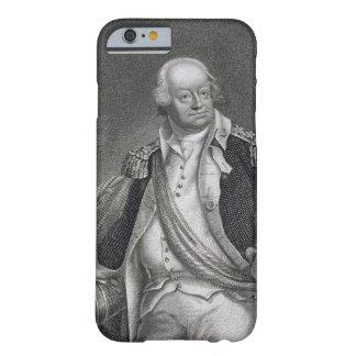ベンジャーミンリンカーン(1733-1810年) (版木、銅版、版画) BARELY THERE iPhone 6 ケース