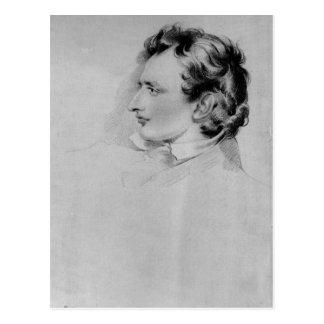 ベンジャーミンロバートHaydonのポートレート ポストカード