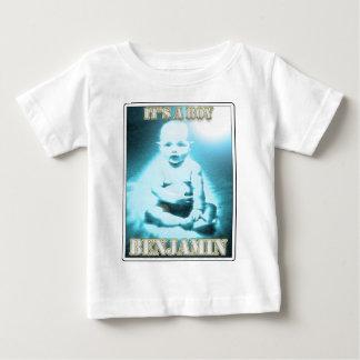 ベンジャーミン ベビーTシャツ