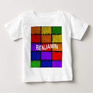 ベンジャーミン(男性の名前) ベビーTシャツ
