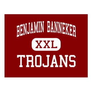 ベンジャーミンBanneker -トロイ人-高大学公園 ポストカード