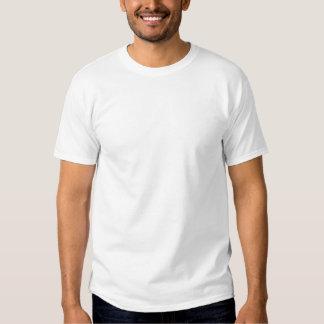 ベンゼン分子(背部) T-シャツ