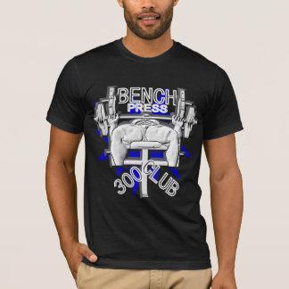 ベンチプレス300クラブ Tシャツ