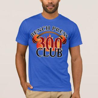ベンチプレス300クラブTシャツ Tシャツ