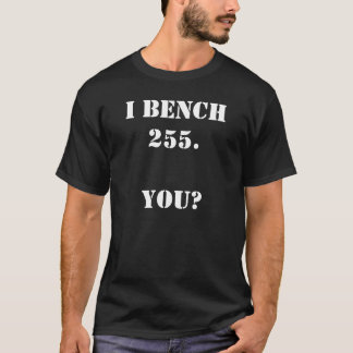 ベンチプレス Tシャツ