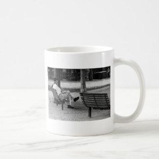 ベンチ コーヒーマグカップ