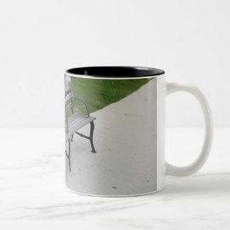 ベンチ ツートーンマグカップ