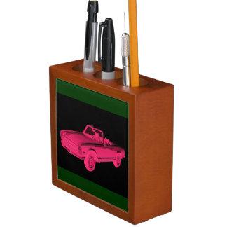ベンツ280 SLの変換可能なポップアート ペンスタンド