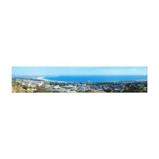 ベントゥーラのパノラマの眺め キャンバスプリント