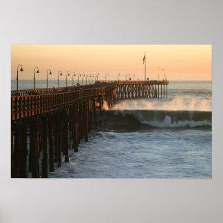 ベントゥーラの嵐桟橋 ポスター