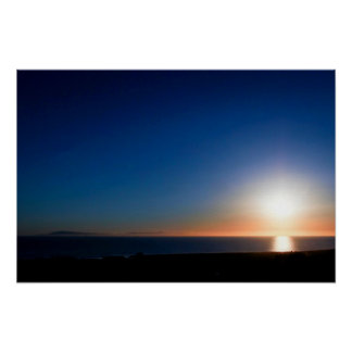 ベントゥーラの日没 ポスター