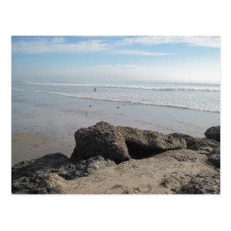 ベントゥーラの波を楽しむこと ポストカード