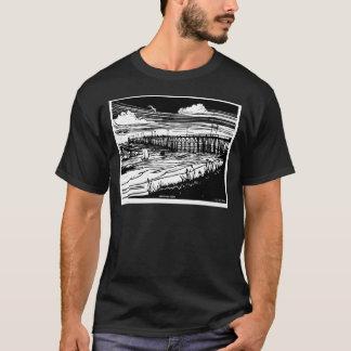 ベントゥーラ桟橋 Tシャツ