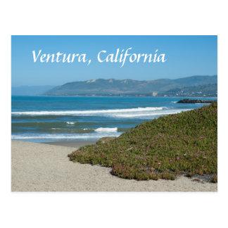 ベントゥーラ、カリフォルニア太平洋およびビーチ ポストカード