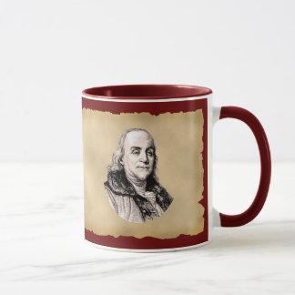 ベンフランクリンのコーヒー・マグ マグカップ
