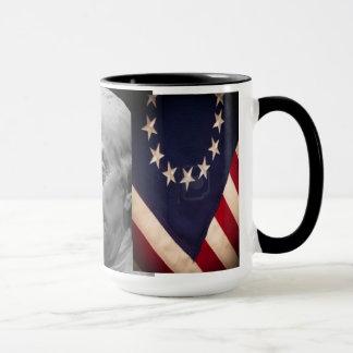 ベンフランクリンの引用文 マグカップ