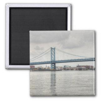 ベンフランクリン橋 マグネット