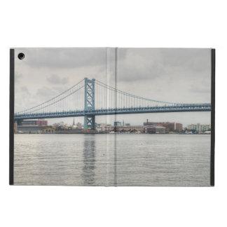 ベンフランクリン橋 iPad AIRケース