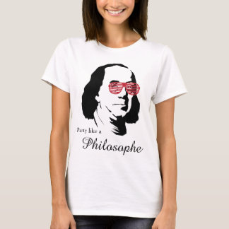 ベンフランクリンPhilosopheのTシャツ Tシャツ