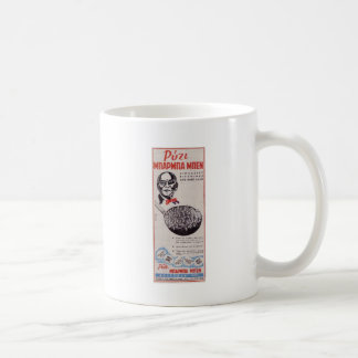 ベンRice Oldヴィンテージギリシャ広告叔父さんの広告 コーヒーマグカップ