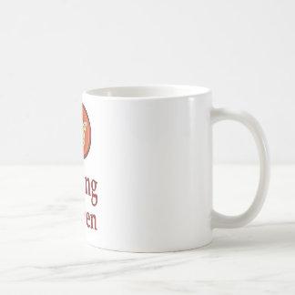 ベーキングの女王 コーヒーマグカップ