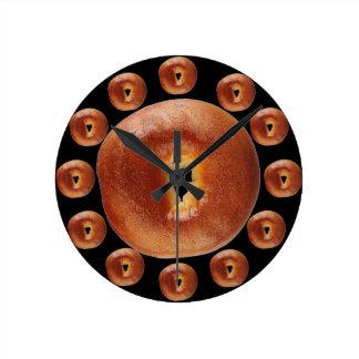 ベーゲルの時間 ラウンド壁時計