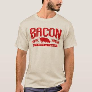 ベーコンそれは傾向のTシャツではないです Tシャツ