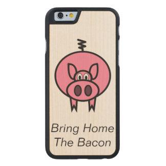 ベーコンに木製の電話箱を家に持って来て下さい ケース