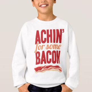 ベーコンのためのAchin スウェットシャツ