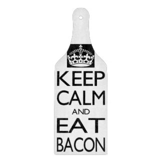 ベーコンのまな板を食べて下さい カッティングボード