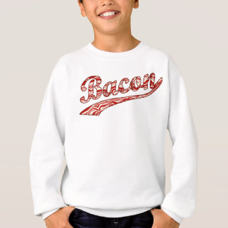 ベーコンのスポーツのデザイン スウェットシャツ
