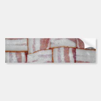 ベーコンの織り方 バンパーステッカー