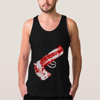 ベーコン銃 タンクトップ