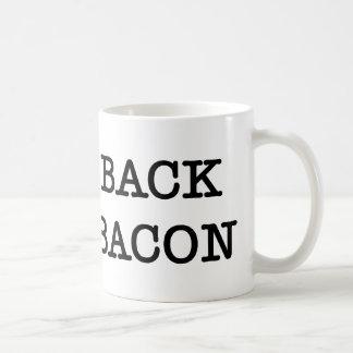 ベーコンI愛背部 コーヒーマグカップ