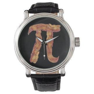 ベーコンPi 腕時計