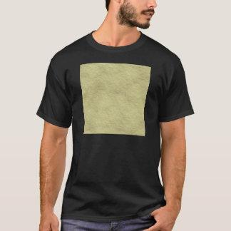 ベージュパターン Tシャツ