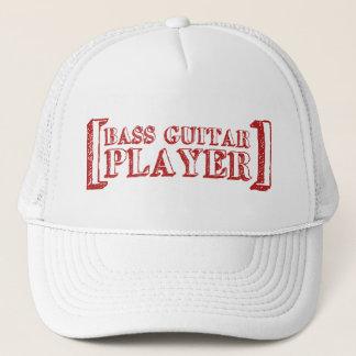 ベースギタープレーヤー キャップ