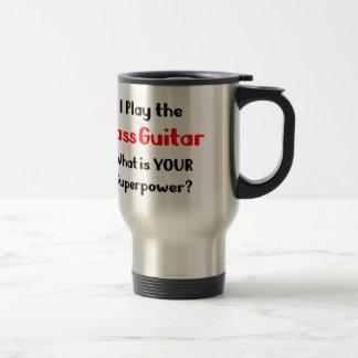 ベースギタープレーヤー トラベルマグ