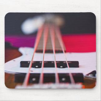 ベースギター3 マウスパッド