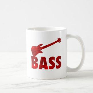 ベースギター コーヒーマグカップ