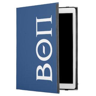 """ベータΘ Piのギリシャの手紙-白 iPad Pro 12.9"""" ケース"""
